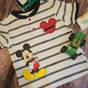 BOYS DISNEY TEE SHIRT 18MO